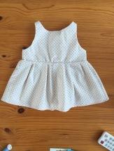 Baby dress - La Maison Victor
