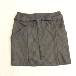 Berlin mini skirt - Orageuse