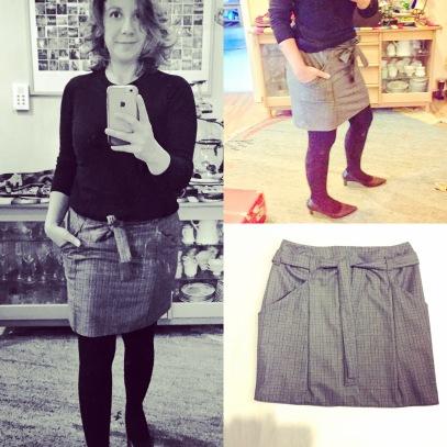 Berlin skirt - Orageuse